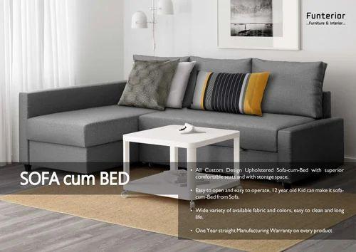 Italian Design Sofa Cum Bed