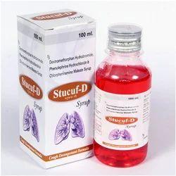 Dextromethorphan Hydrobromide, Phenylephrine Hydrochloride & Chlorpheniramine Maleate Syrup