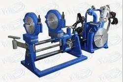 HDPE Elbow Fabrication Machine