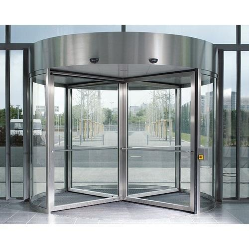 19b751982f4 Automatic Revolving Door