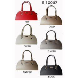 LE Bag Hand Handled Ladies Lightweight Hanbag, For Casual Wear