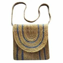 Jute Braided Custom Shoulder Bag Fashion Handbag Women Bag Luxury