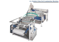 Plastic Air Bubble Sheet Machine