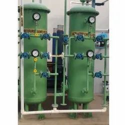 Chilled Water Piping Project