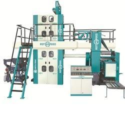 Newspaper Sheetfed Printing Machine