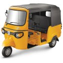 Piaggio Ape City 3 Seater Petrol Passenger Auto, Seating Capacity: Driver + 3 Passengers