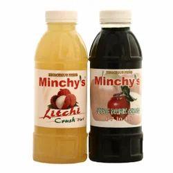Minchy's Apple Juice, Packaging Size: 700 ml