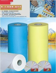 Coated Glassine Release Paper Rolls