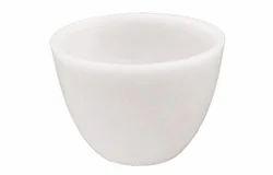 Silica Crucibles Low Form w/o lid capacity 25ml