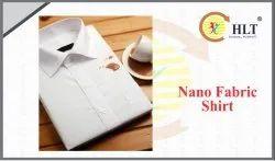 HLT Full NANO FABRIC SHIRT, For Garments, GSM: 150-200