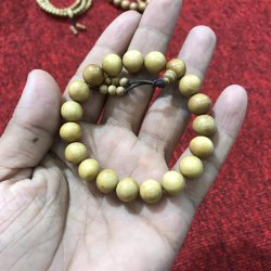 Sandalwood Religious Bead 12mm