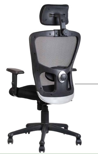Black High Back Mesh Office Executive Chair Rs 3600 Piece Id