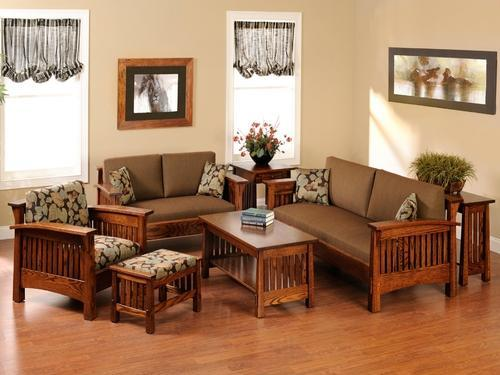 Brown Wooden Furniture, Sathya Corporation | ID: 10025938791