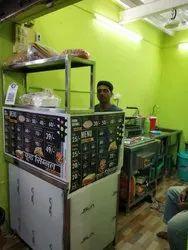 Food Stall Set up