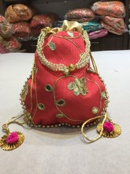 Designer Lehenga Potli Bag