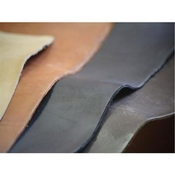 Semi Chrome Dye Crust Goat  Leather