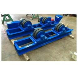 Semi-Automatic PM Industries Welding Rotators