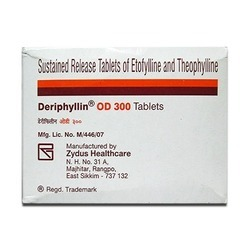 Deriphyllin Od Tablets