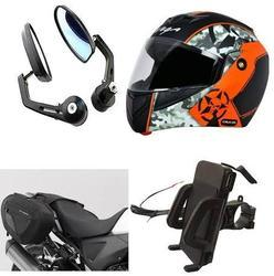 Bike Accessories For Honda Bikes