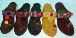 Traditionally Handcrafted Kolhapuri Chappal