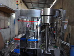 Rotary Bottle Filling Machine