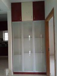 Glass Door Wardrobe