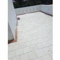 Roof Tiles White Feet