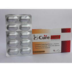 L Cure Gold Capsule, Packaging: Box
