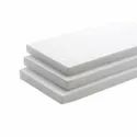 White Rectangular Normal Grade Thermocol Sheets, For Packaging, Thickness: 40-50 Mm