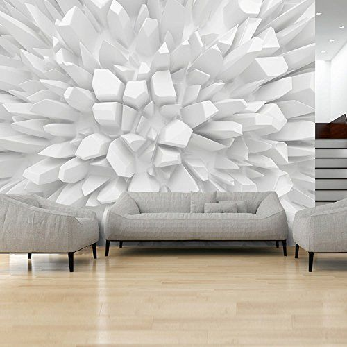 White Plain 3D Wallpaper & Wall Covering, Rs 1320 /square