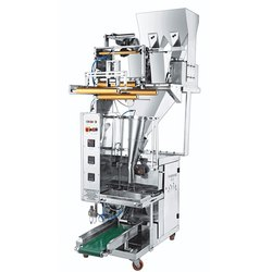 Two Head Weigher Half Pneumatic Pouch Packing Machine