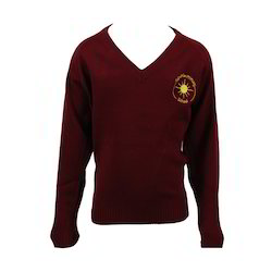 Daffodil Unisex School Sweater, Nur To 12th