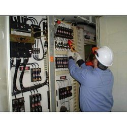 Electrical Control Panel Installation Service, in Pan India, For Industrial