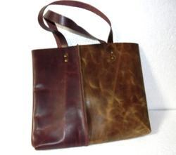 Designer Leather  Tote Shoulder