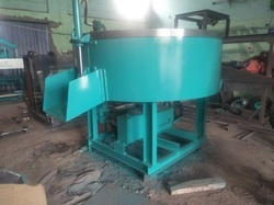 Hydraulic Door Open Pan Mixer Machine