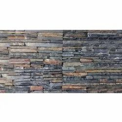 Jack Multi Waterfall Stone, For Wall, Thickness: 15 Mm
