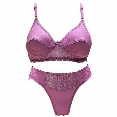 6cfd19967 Ladies Lycra Panty Bra Set
