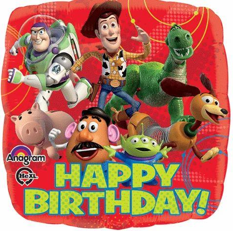 Multi Color Baby Boys Anagram Disney PIXAR Toy Story Gang ...