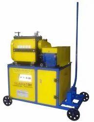 Standard Spartan Rebar Straightening Machine, Automatic Grade: Semi-Automatic