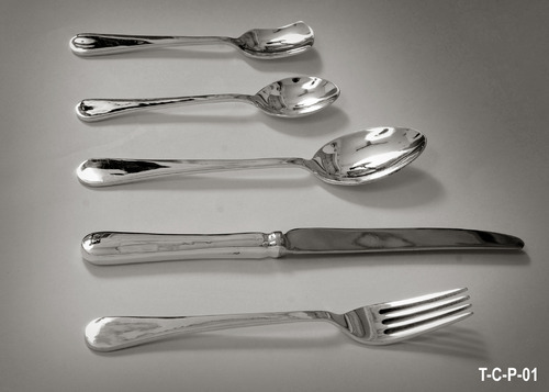 Pure Silver Cutlery At Rs 20000 Set Silver Cutlery Id 18087166912