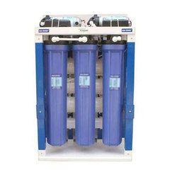 Semi-Automatic FRP Commercial RO System Reverse Osmosis, ,Ultra Filtration Plant