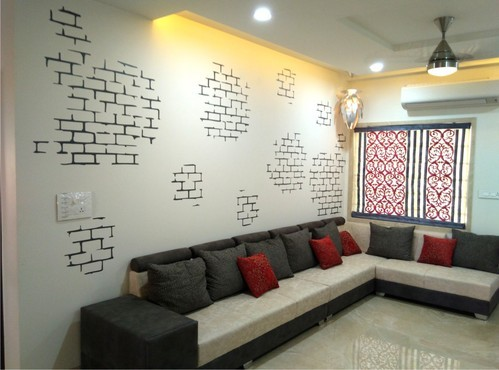 modern wall decal - view specifications & details of wall decal