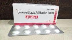 Cefixime 200 mg Lactic Acid Bacillus