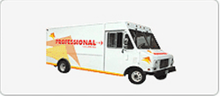 Surface Cargo Courier Service