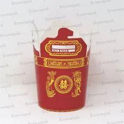 Disposable Paper Noodle Cups