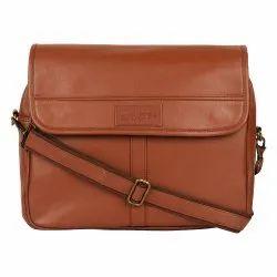 TAN Unisex Shoulder Bag