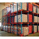 Heavy Material Storage Pallet Racks