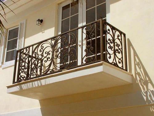 Balcony Window Grills Ms Balcony Grill Service Provider From Chennai