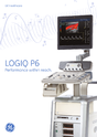 LOGIQ P6 Ultrasound System (Refurbished)
