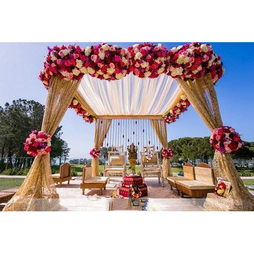 Indian Wedding Mandap At Rs 250000 Unit Mandaps Id 16048948112